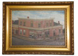 Winkel molenstraat 1923