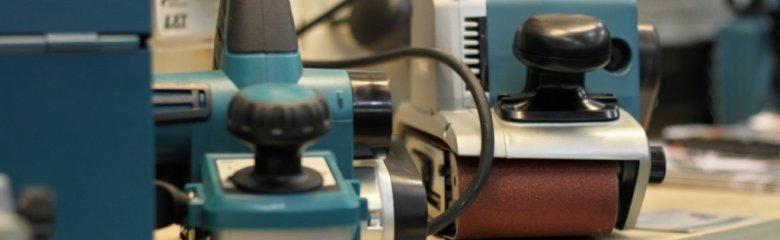 Hout- en metaal bewerkingsmachines