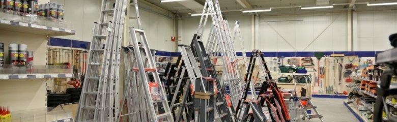 Ladders en klimmateriaal