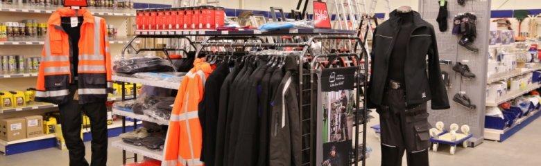 Werkkleding en werkschoenen